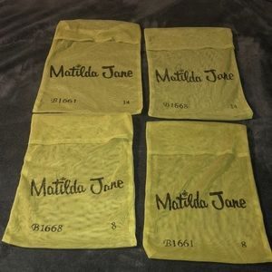 Other - Matilda Jane mesh bags